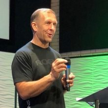 Pastor Vasily Preaching
